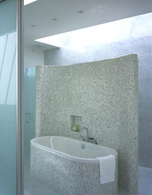 Chestnut Residence contemporary-bathroom