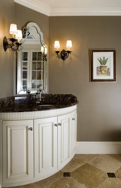 Chestnut Street Vanity traditional-bathroom