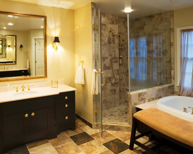 Chevy Chase Bathroom traditional-bathroom
