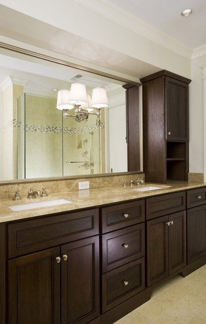 Chevy Chase Master Bath traditional-bathroom
