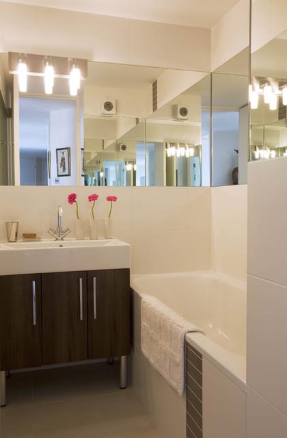 Cheyne Walk Project contemporary-bathroom