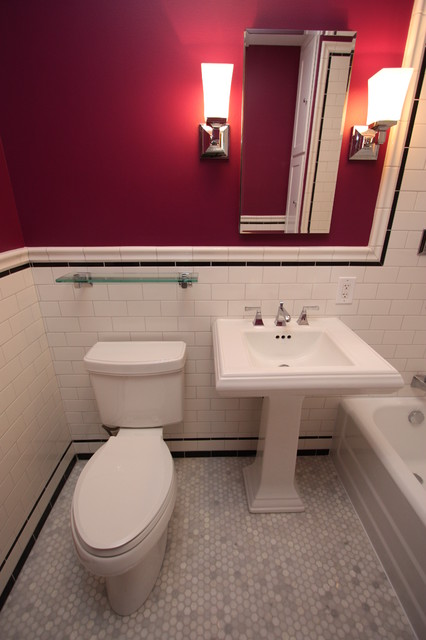 Chicago Bungalow Bathroom Near Montrose And California