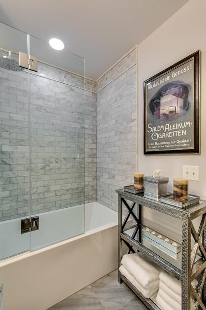 Chicago highrise bathroom remodel for Bath remodel chicago