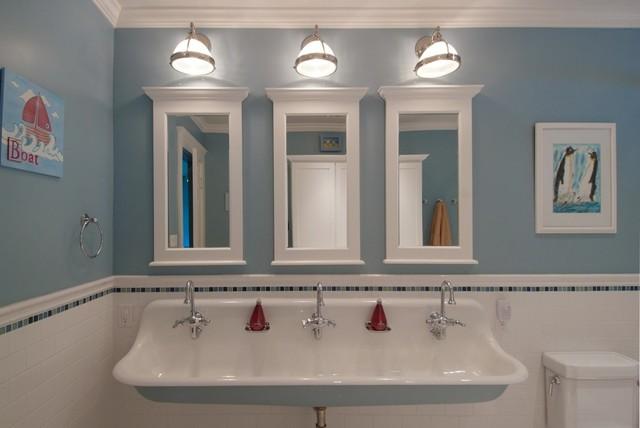 Children's bathroom - Traditional - Bathroom - san francisco - by ...