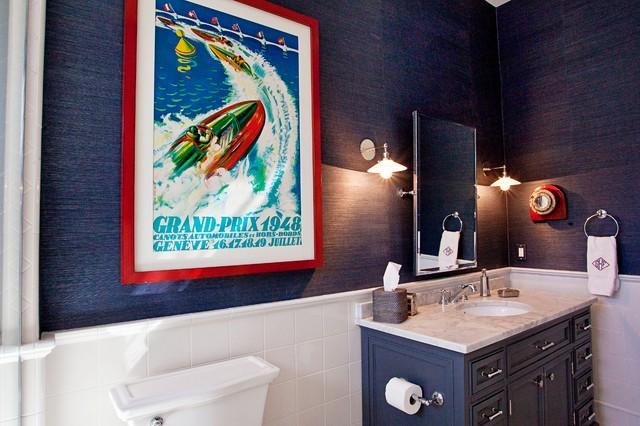 Children 39 S Bedrooms Bathrooms Traditional Bathroom Phoenix By Nicole Lee Interior Designs