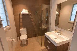 Chiltern Rd Willoughby Modern Bathroom Sydney By
