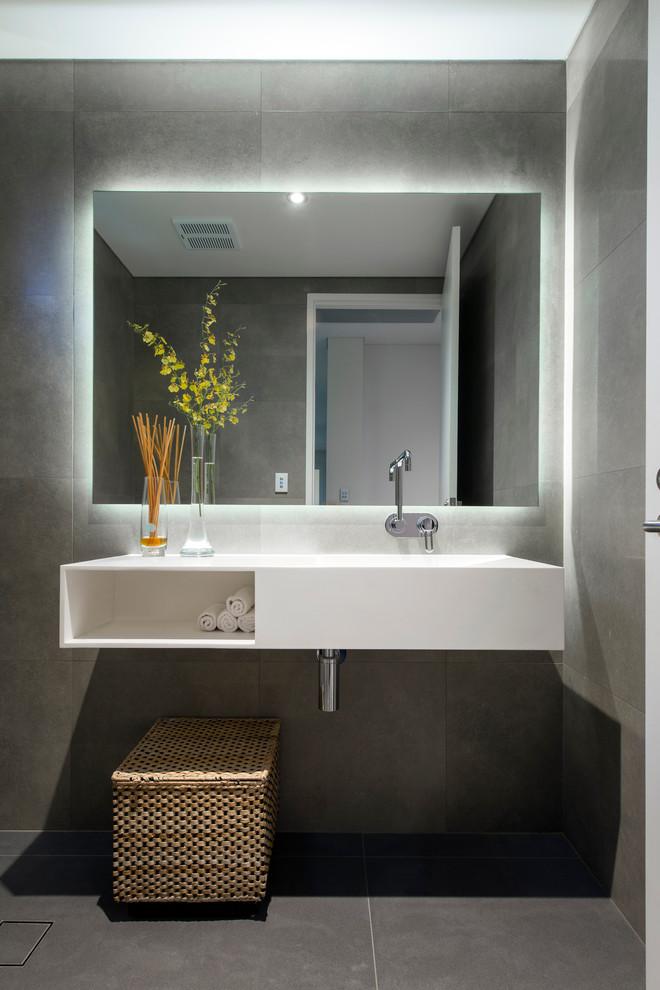 Chipping - Contemporary - Bathroom - Perth - by Vivendi ...