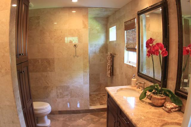Chlesea Street Residence contemporary-bathroom