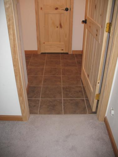 Christensen Project eclectic-bathroom