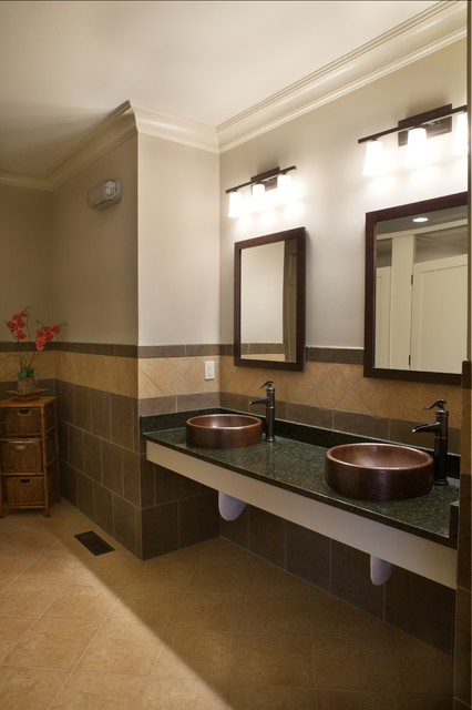 Church street traditional bathroom atlanta by cr for Church bathroom designs