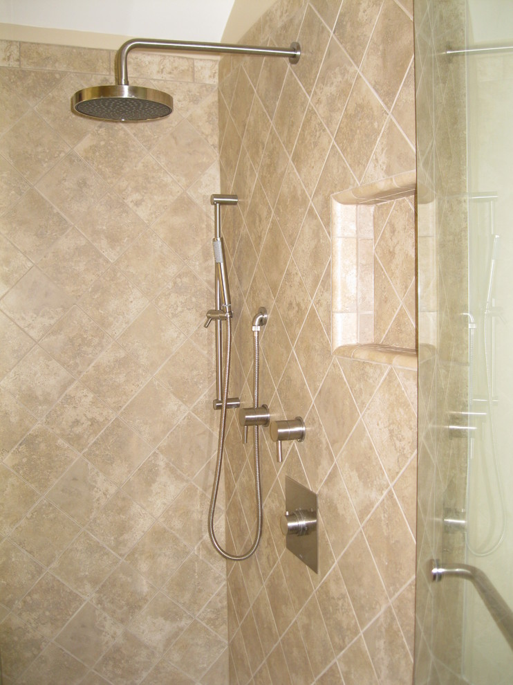 Example of a bathroom design in New York
