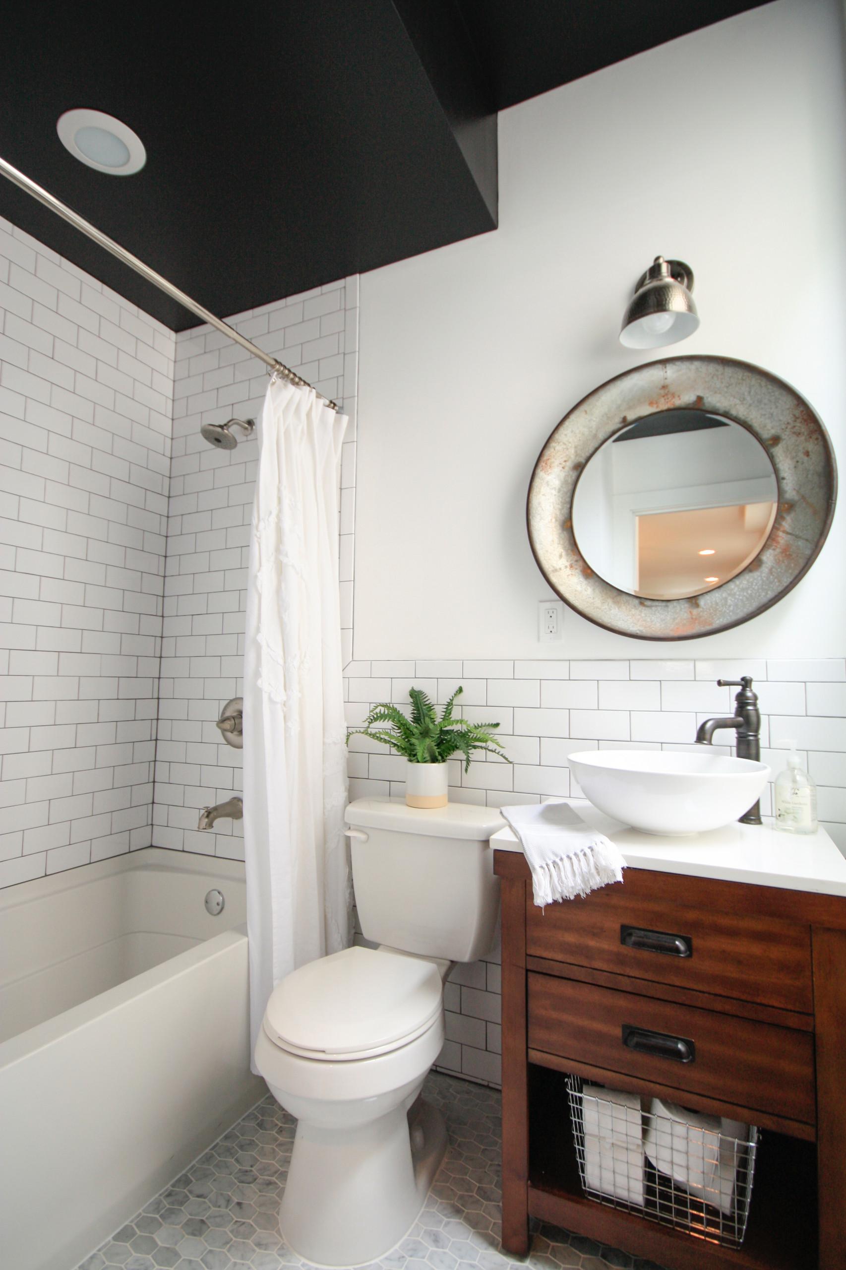 Cincinnati Eclectic Elegance, Bathroom Tile Cincinnati