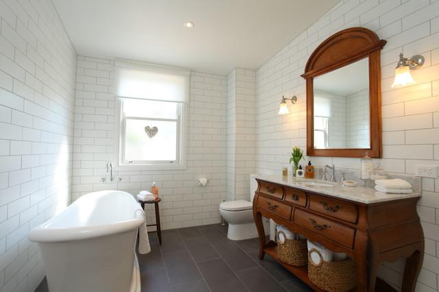 Circa 1890s renovation restoration for 1890 bathroom design