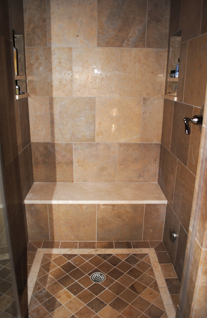 Circle Park Place traditional-bathroom
