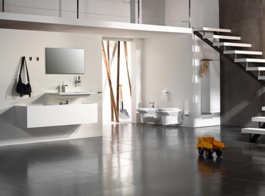 city air futuristic bathroom contemporary-bathroom
