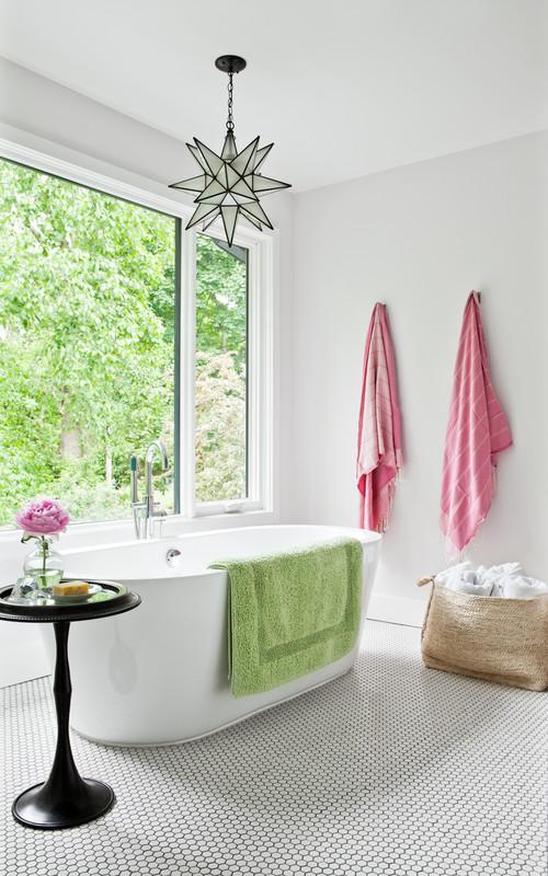 City Homes Contemporary Bathroom Toronto