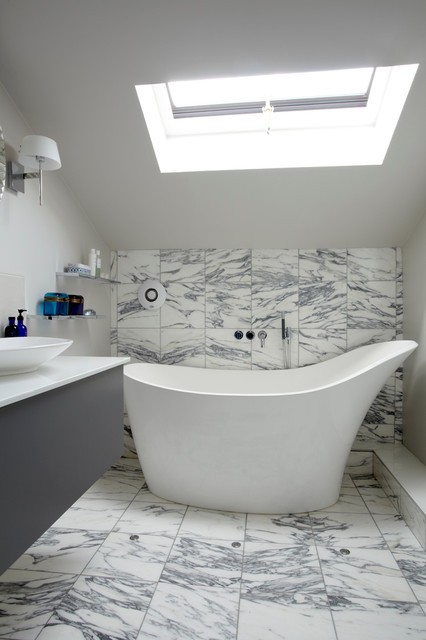 New Contemporary Bathroom by Chantel Elshout Design Consultancy