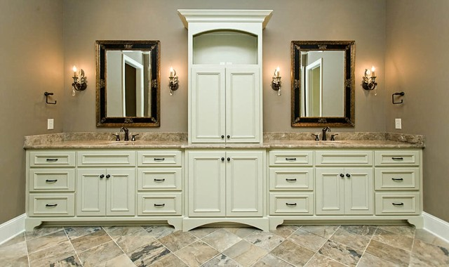 Perfect  Bath Bathroom Remodel Renovation Vanity Powder Room Greenville SC