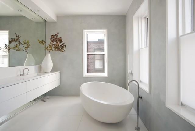 Claremont Residence contemporary-bathroom