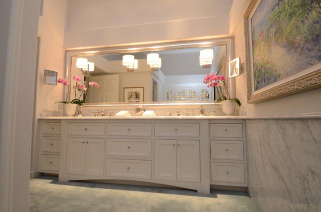 Clark Traditional Bathroom Orange County By