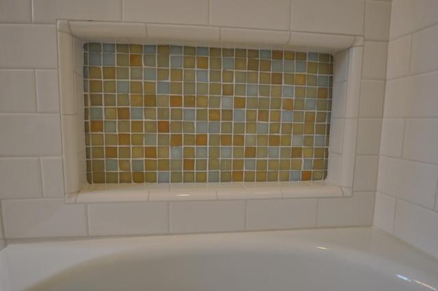 Clarke Residence traditional-bathroom
