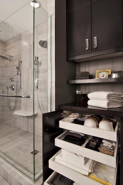 Clasen Master Suite Remodel modern-bathroom