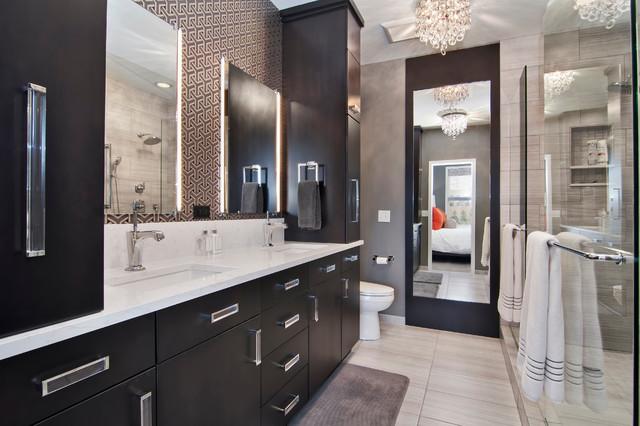 Clasen master suite remodel for Bath remodel mn
