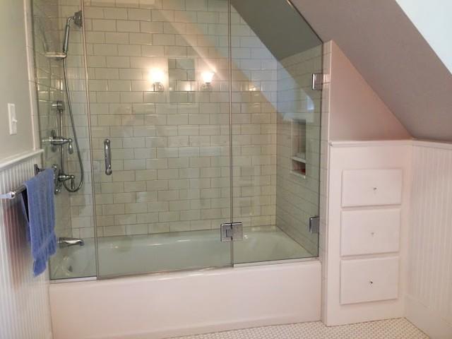 Classic 1900 bathroom traditional bathroom boston for Bathroom designs 1900 s