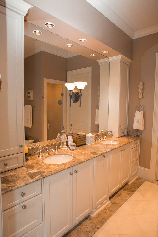 Classic Algiers - Traditional - Bathroom - New Orleans ...