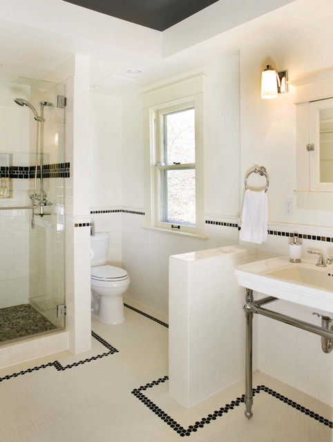 Classic bathroom for Classic bathroom design