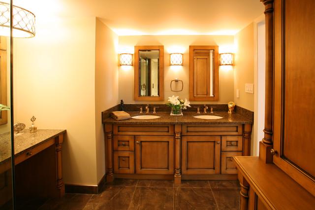 Classic Bathroom bathroom