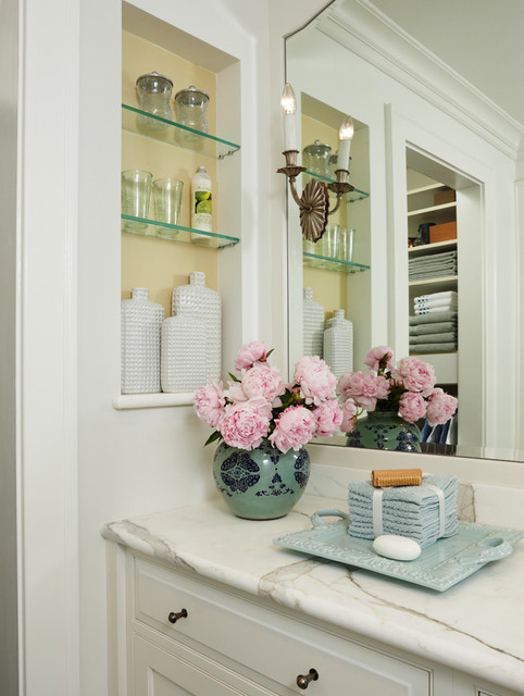 Classic Birmingham Master Bathroom Traditional Bathroom Detroit By Mainstreet Design Build