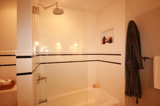 Classic Cottage Bath traditional-bathroom