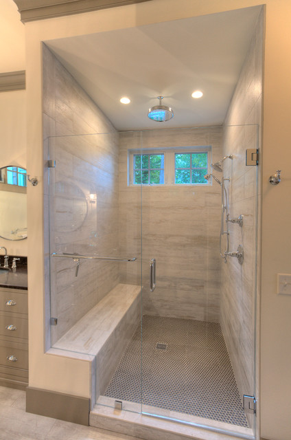 Classic Cottage Beach Style Bathroom Other Metro By Mac Custom Homes