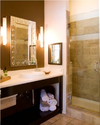 Classic Design & Decor eclectic bathroom
