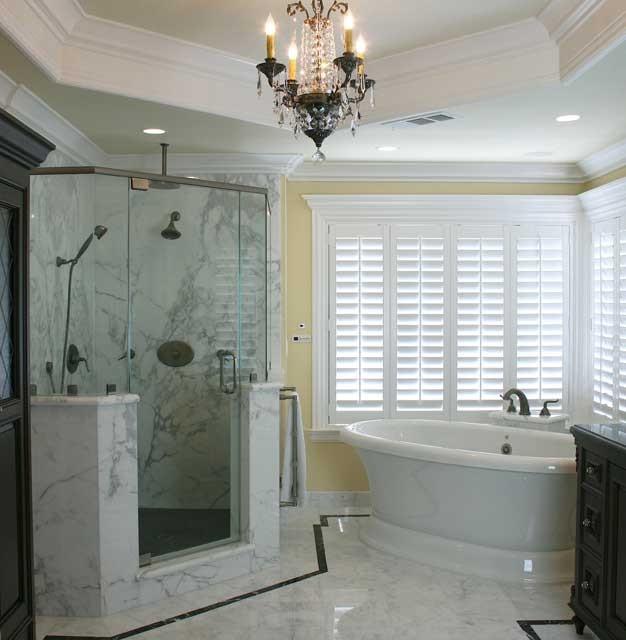 Classic Elegance in Blackhawk traditional-bathroom