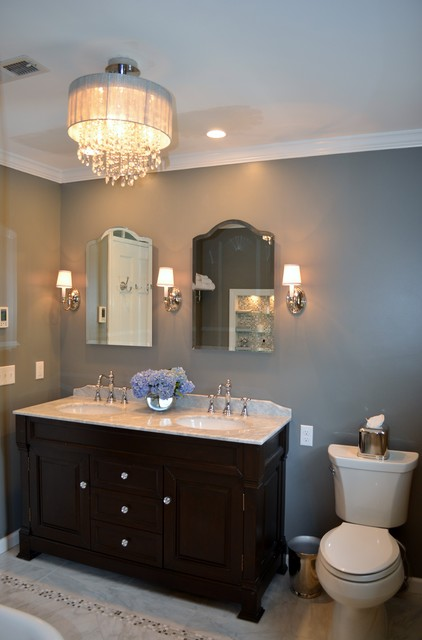 Classic Elegance Master Bath Traditional Bathroom