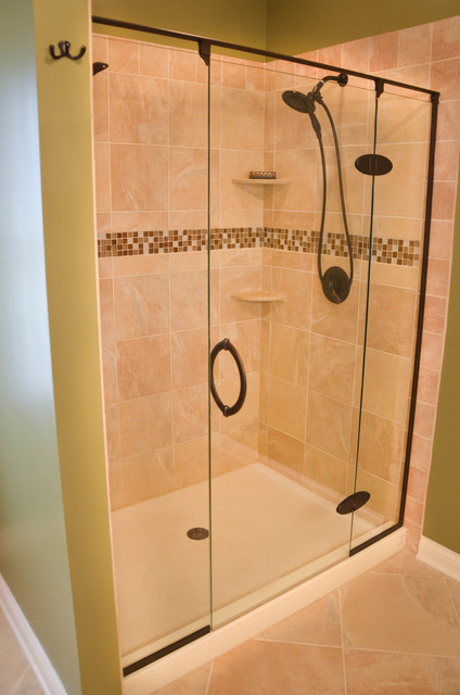 Classic elegant master bath bathroom other metro by for Classic master bathrooms
