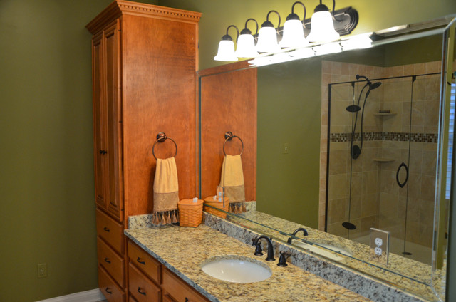 Classic Elegant Master Bath Bathroom Other By Midwest Remodeling
