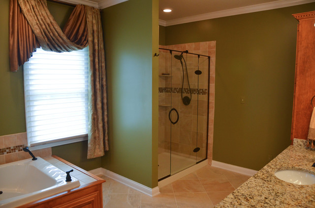Classic Elegant Master Bath Bathroom Other Metro By Midwest