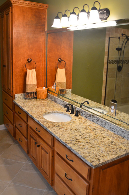 Classic Elegant Master Bath Traditional Bathroom Indianapolis