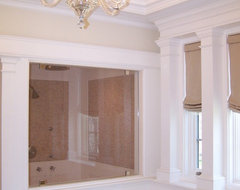 Classic Informality traditional bathroom