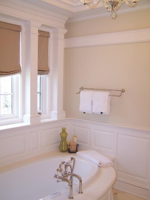 Classic Informality traditional-bathroom