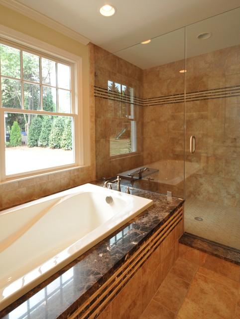 Classic Interior Renovation-Charlotte, NC traditional-bathroom