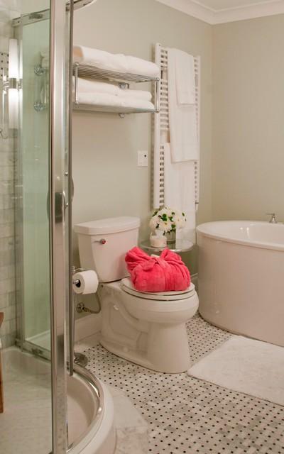 Classic Maple Ridge Bathroom traditional-bathroom
