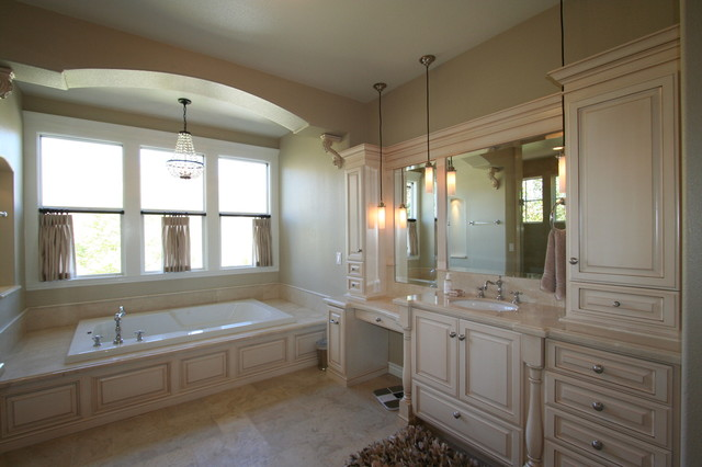 Classic Master Bath P 2 Traditional Bathroom