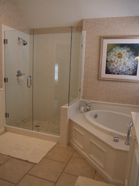 Classic master bath traditional bathroom dallas by for Classic master bathrooms