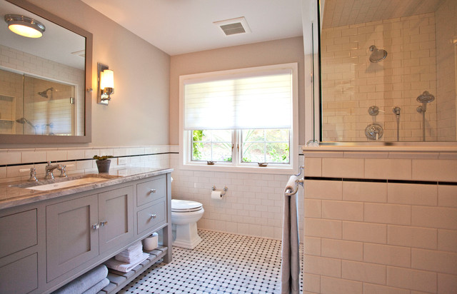 Classic Master Bathroom Traditional Bathroom Minneapolis By