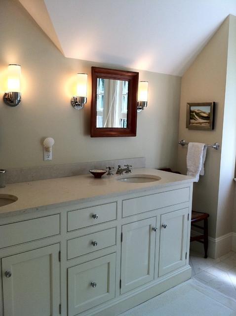Classic New England Bathrooms Traditional Bathroom