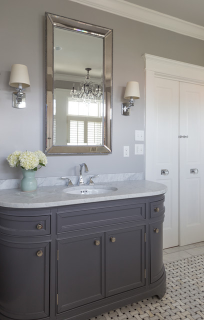 Classic New Orleans Bathroom Traditional Bathroom New Orleans By Shotgun Design Group Llc